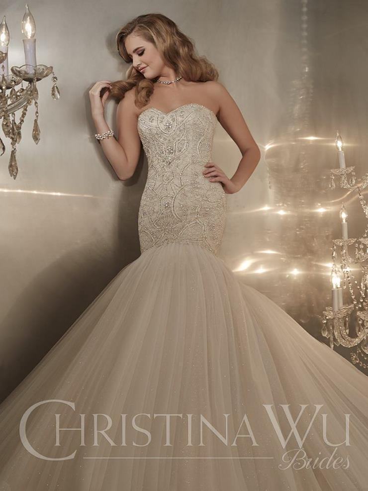 Christina Wu Bridal 15575 Image