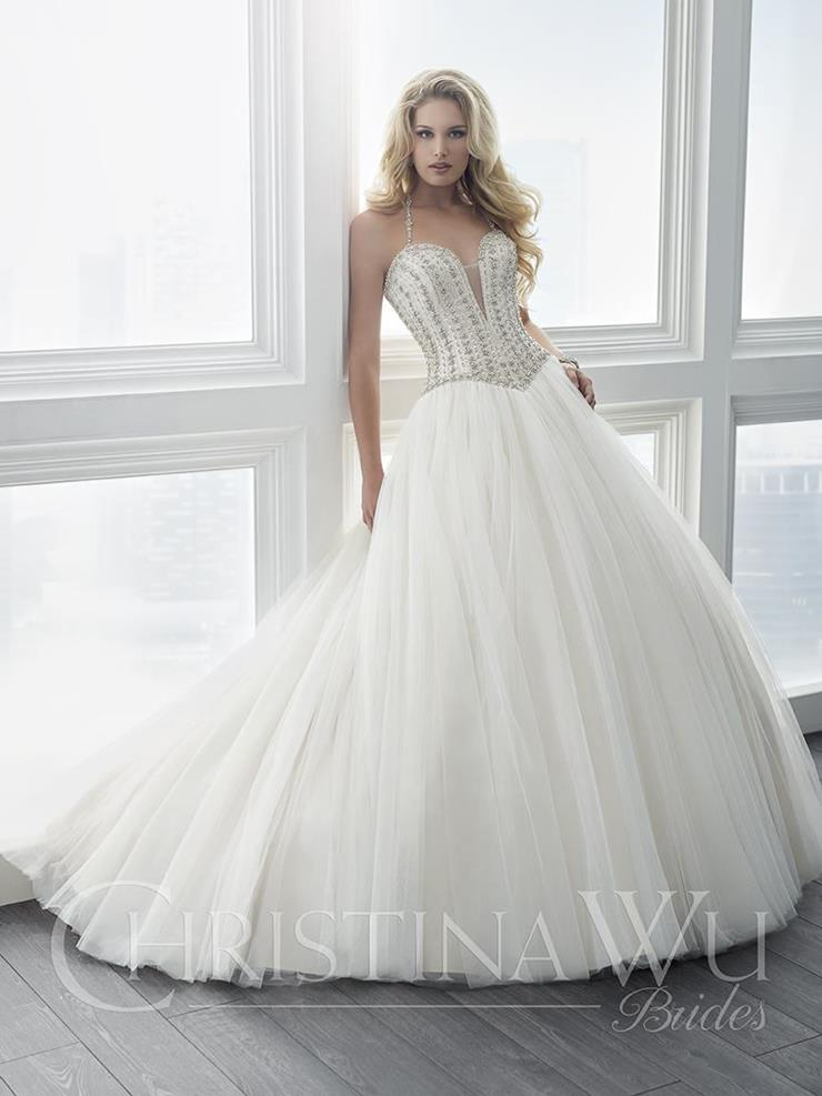 Christina Wu Bridal 15616 Image