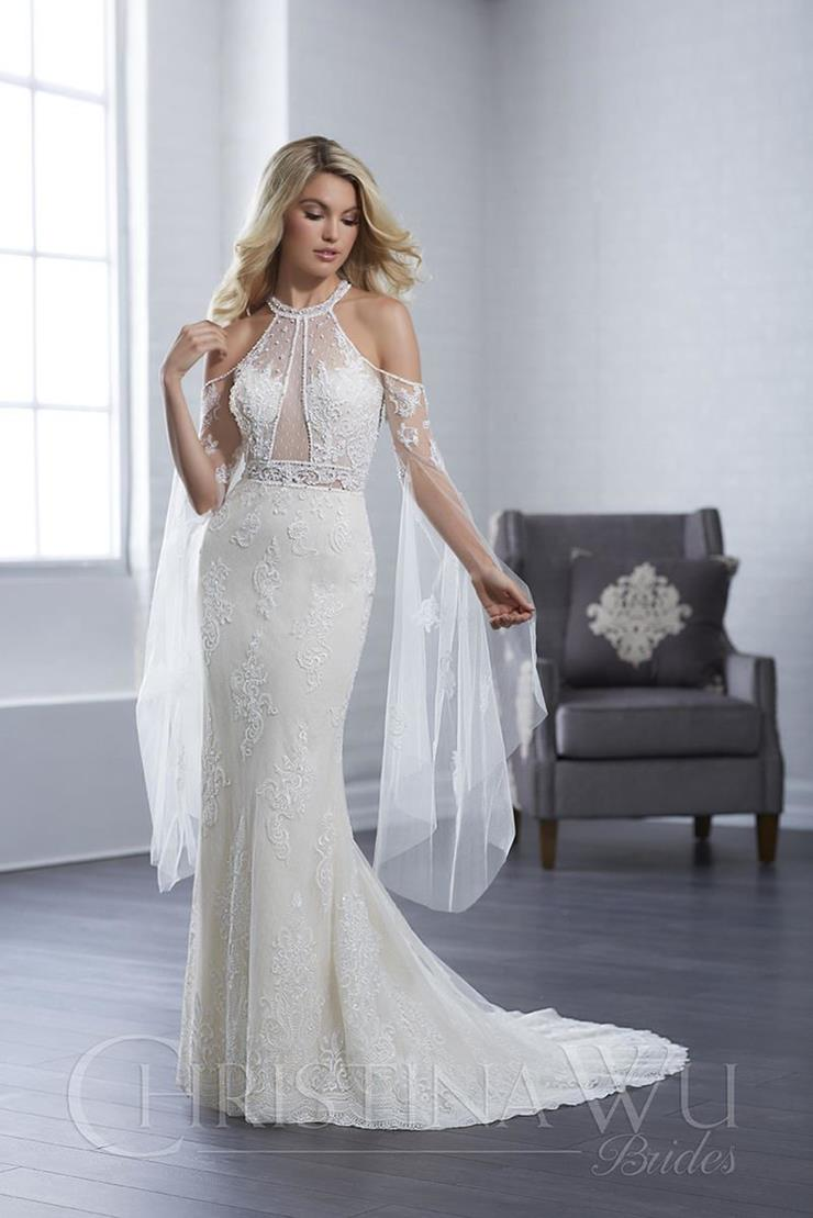 Christina Wu Bridal 15650 Image