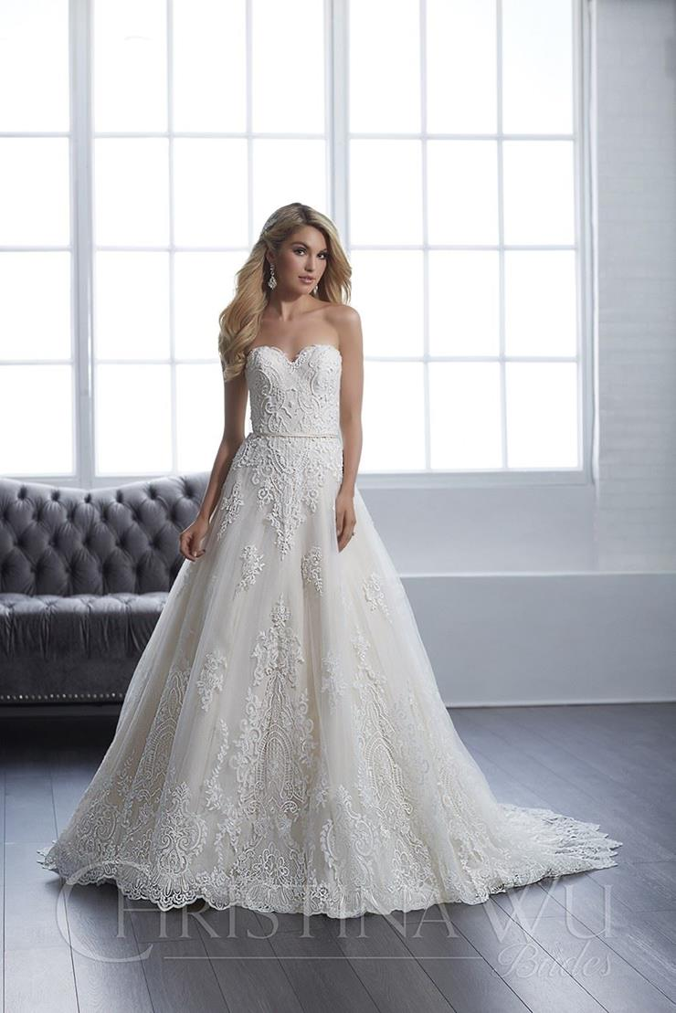 Christina Wu Bridal 15659 Image